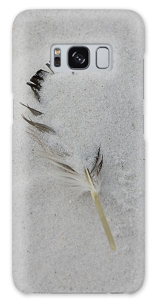 Buried Feather Galaxy Case