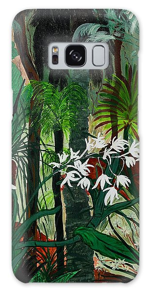 Bush Beauty Galaxy Case by Judi Goodwin