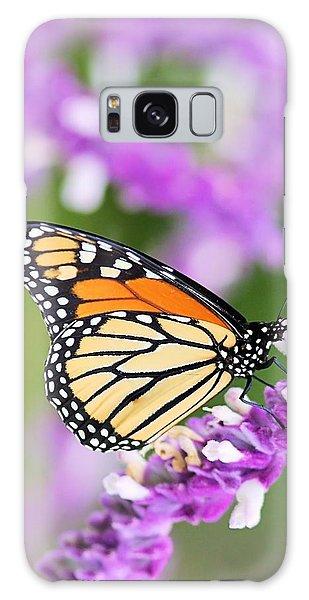 Butterfly Beauty Galaxy Case by Elizabeth Budd