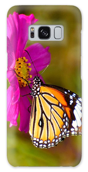 Butterfly II Galaxy Case by Fotosas Photography