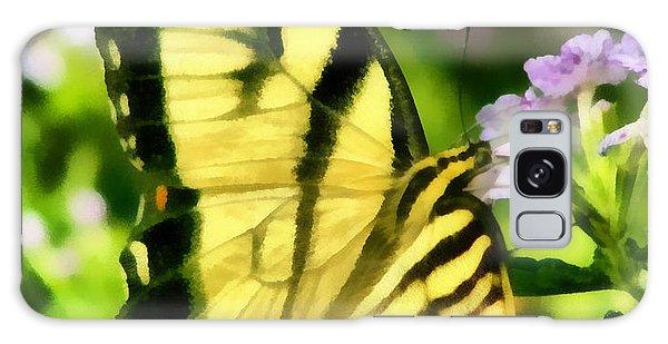 Butterfly Galaxy Case by Lynne Jenkins