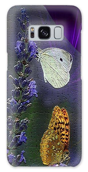 Butterfly Magic Galaxy Case