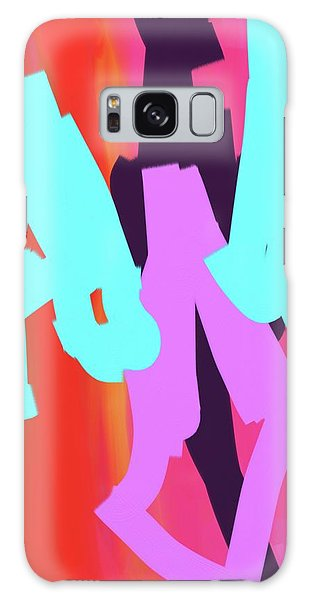 Butterfly Man Galaxy Case