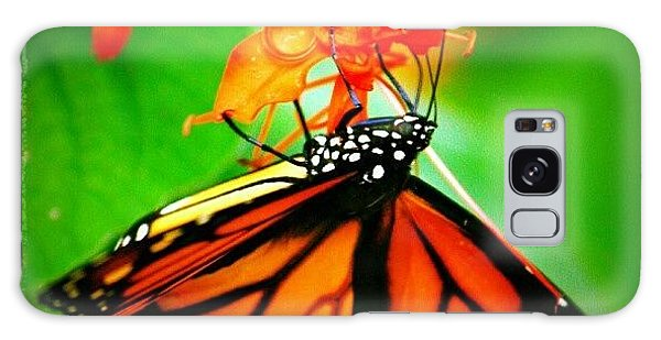 Colorful Galaxy Case - #butterfly #pretty #colorful by Mandy Shupp