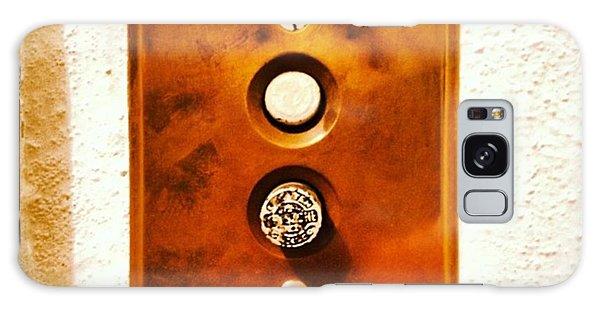 Light Galaxy Case - Buttons by Ken Powers