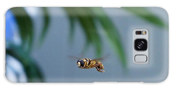 Buzz Of The Hover Fly Galaxy Case