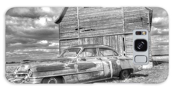 Bw - Rusty Old Cadillac Galaxy Case
