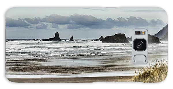 By The Sea - Seaside Oregon State  Galaxy Case