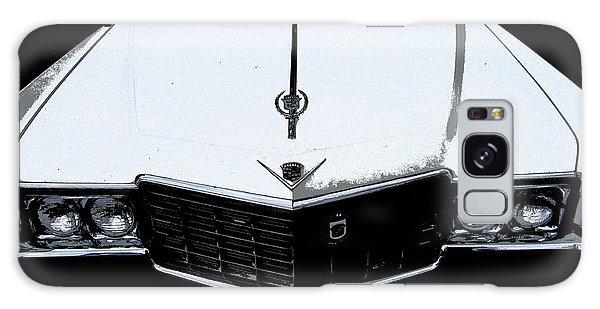 Cadillac Pimp Mobile Galaxy Case by Kym Backland