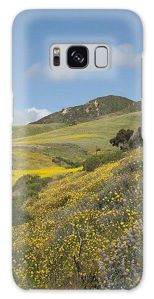 California Hillside View I Galaxy Case
