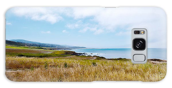 California Pacific Coast Highway - Forever Summer  Galaxy Case by Artist and Photographer Laura Wrede