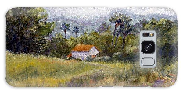 California Winter Galaxy Case by Jan Cipolla