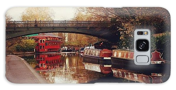 London Galaxy Case - #camden #camdencanal #camdentown by Ozan Goren