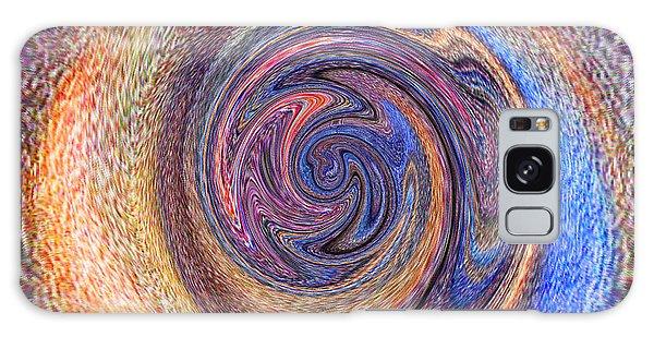 Candy Stripe Planet Galaxy Case