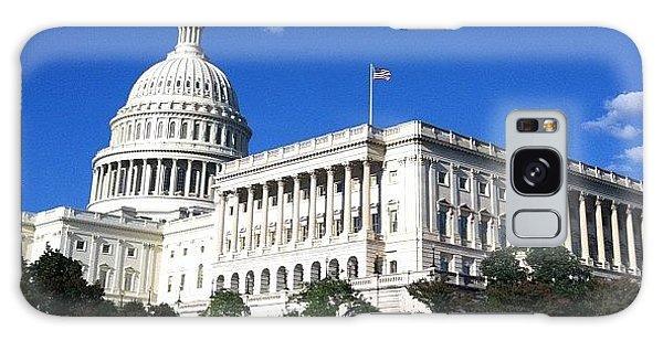 Political Galaxy Case - #capitolhill #washingtondc #washington by Max Guzzo