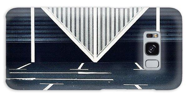 Design Galaxy Case - Car Park by Mark B