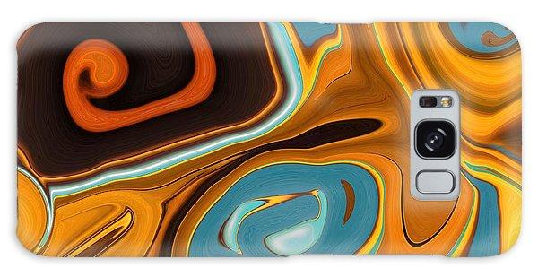 Caramel Dreams Galaxy Case by Renate Nadi Wesley