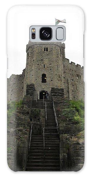Cardiff Castle Galaxy Case
