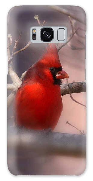 Cardinal - Unafraid Galaxy Case