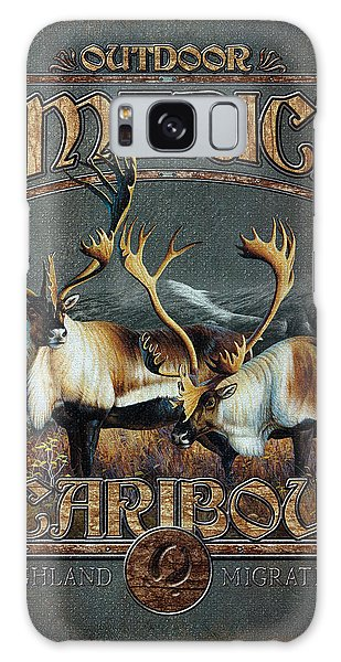 Antlers Galaxy Case - Caribou by JQ Licensing
