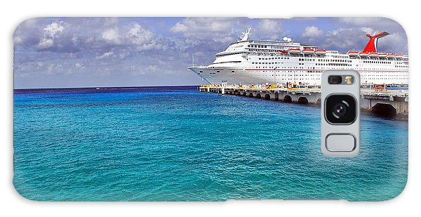 Carnival Elation Docked At Cozumel Galaxy Case