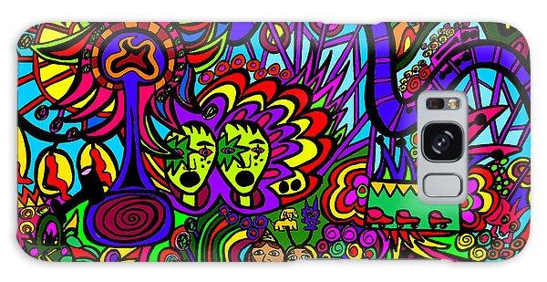 Galaxy Case - Carnival Time by Karen Elzinga
