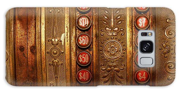 Cash Register Galaxy Case