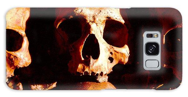 Catacombs In Paris Galaxy Case