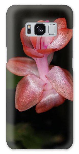 Catcus Flower Galaxy Case