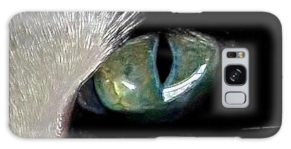 Cat's Eye Galaxy Case