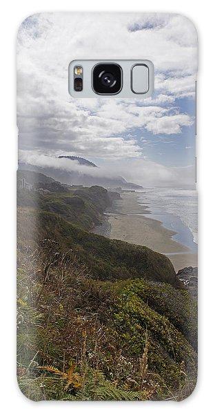 Central Oregon Coast Vista Galaxy Case by Mick Anderson