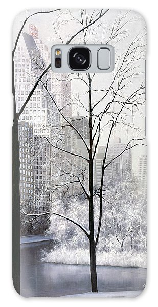 Central Park Vertical Galaxy Case