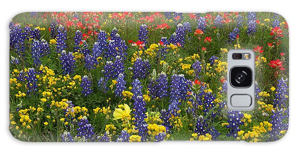 Central Texas Mix Galaxy Case