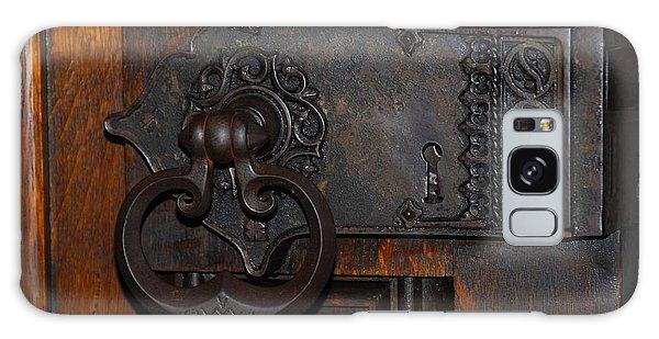Chapel Door Galaxy Case by Cindy Manero