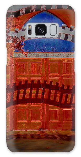 Chapel Of Love Galaxy Case