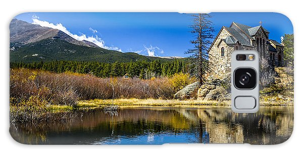 Chapel On The Rock Galaxy Case by Mark Bowmer