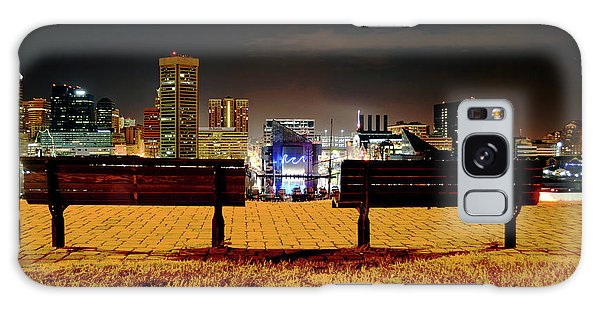 Charm City View Galaxy Case