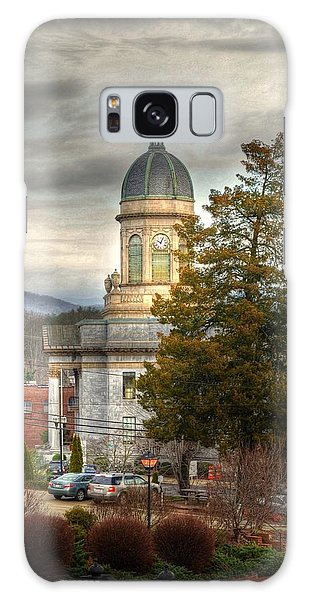 Cherokee County North Carolina Courthouse Galaxy Case