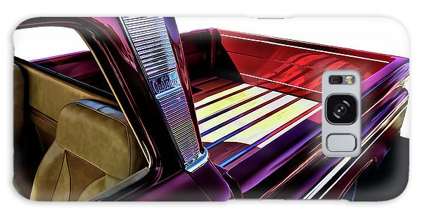 Truck Galaxy Case - Chevy Custom Truckbed by Douglas Pittman