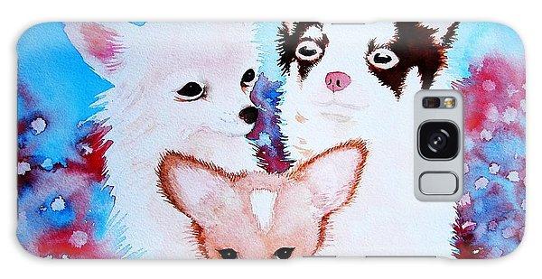Chihuahuas Galaxy Case