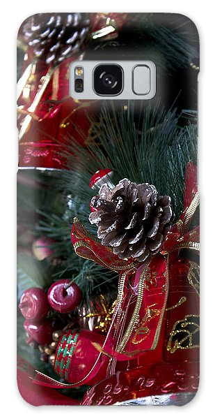 Christmas Bells Galaxy Case by Ivete Basso Photography