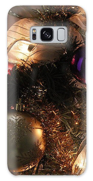 Christmas Decoration Galaxy Case by Ivete Basso Photography