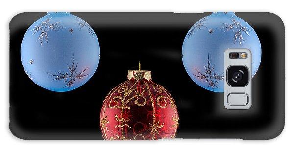 Christmas Ornaments Galaxy Case by Doug Long