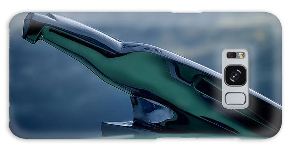 Automobile Galaxy Case - Chrome Eagle by Douglas Pittman