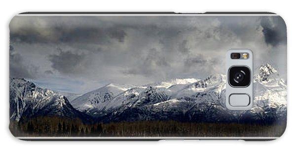 Chugach Mountains Galaxy Case