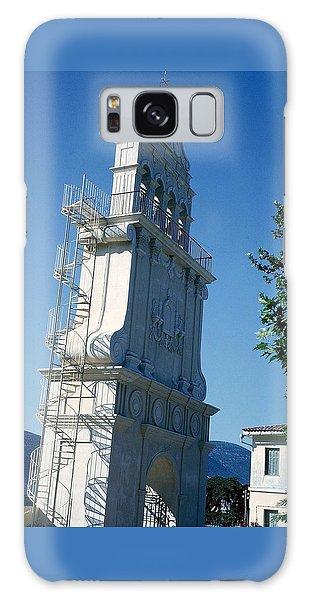 Church Bells Galaxy Case