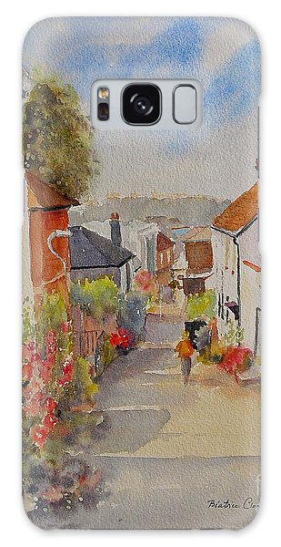 Church Hill - Hythe- Uk Galaxy Case by Beatrice Cloake