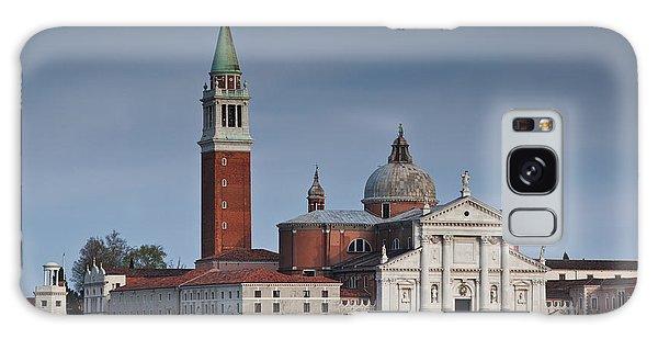 Church Of San Giorgio Maggiore Venice Italy Galaxy Case by Gabor Pozsgai