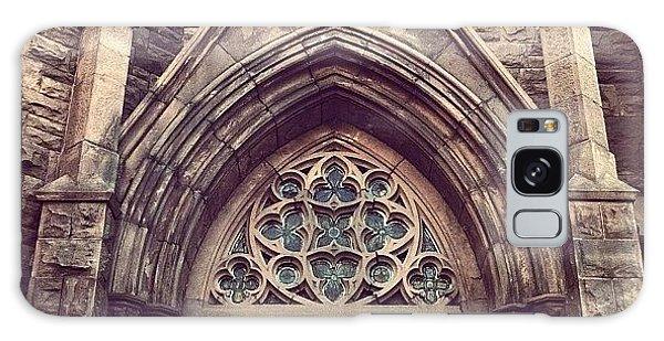 Religious Galaxy Case - #church #steeple #points #design by Jenna Luehrsen
