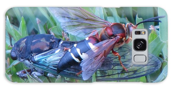 Cicada Killer Galaxy Case by John Crothers
